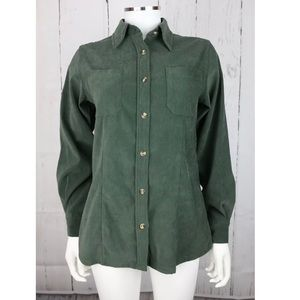 Great Northwest Clothing Co Button Up Blazer PS